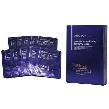 ReinPlatz - Intensive Up Whitening Blueberry Mask 10 pcs