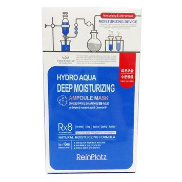 ReinPlatz - Hydro Aqua Deep Moisturizing Ampoule Mask 10 pcs