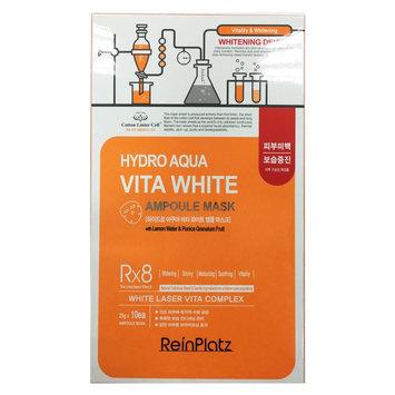 ReinPlatz - Hydro Aqua Vita White Ampoule Mask 10 pcs