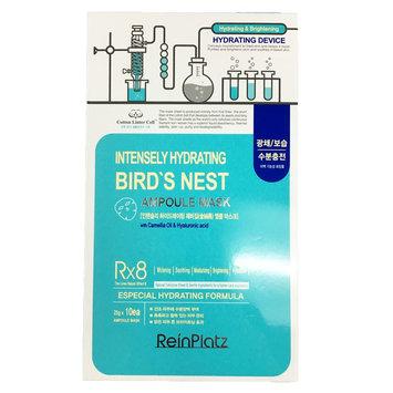 ReinPlatz - Intensely Hydrating Bird's Nest Ampoule Mask 10 pcs