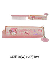 Sanrio - My Melody Foldable Hair Comb 1 pc
