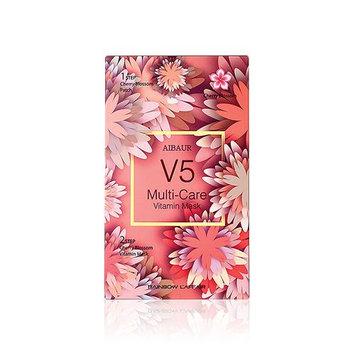 Rainbow - L'affair V5 Multi-Care Vitamin Mask (Cherry Blossom) 5 pcs