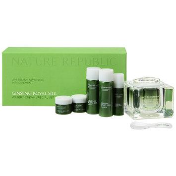 Nature Republic - Ginseng Royal Silk Watery Cream Special Set: 7 pcs