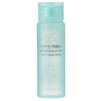 MUJI - Light Toning Water 50ml