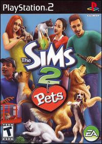 EA The Sims 2: Pets