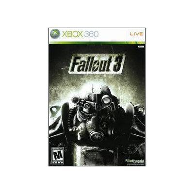 Fallout 3 Xbox 360 Game Bethesda
