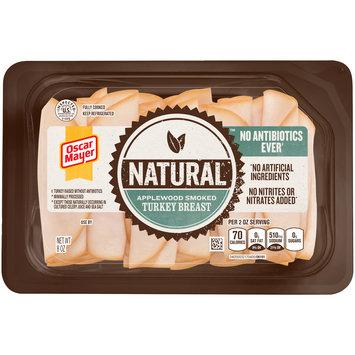 Oscar Mayer Natural Applewood Smoked Turkey Breast