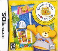 Nintendo Ds Build-A-Bear Workshop
