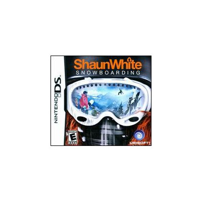 Shaun White Snowboarding Nintendo DS Game UBISOFT