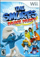 Ubisoft 17665 The Smurfs Dance Party Wii