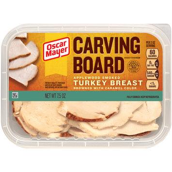 Oscar Mayer Carving Board Applewood Smoked Turkey Breast