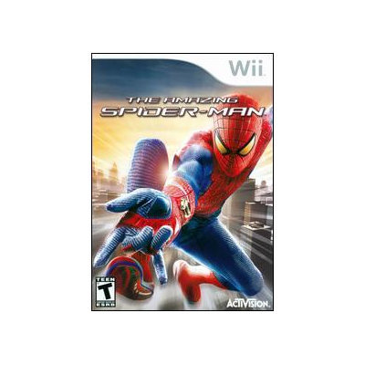 Activision 047875843516 The Amazing Spider-Man for Nintendo Wii
