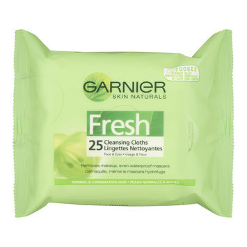 Garnier Skin Naturals Fresh Cleansing Cloths
