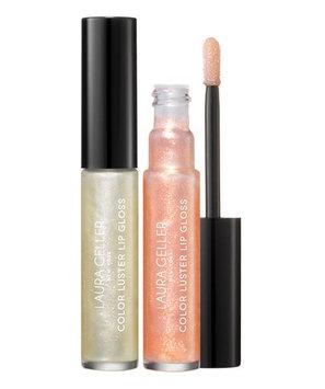 Laura Geller New York Laura Geller Color Luster Lip Gloss Hi-Def Lip Topper Duo - In the Pearls