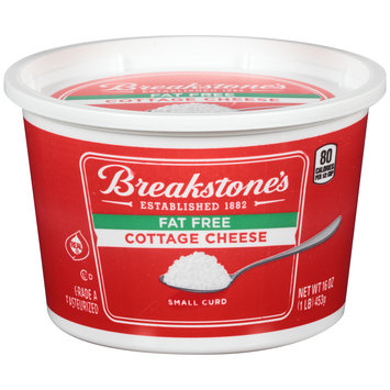 Breakstone's Small Curd Fat-Free Cottage Cheese