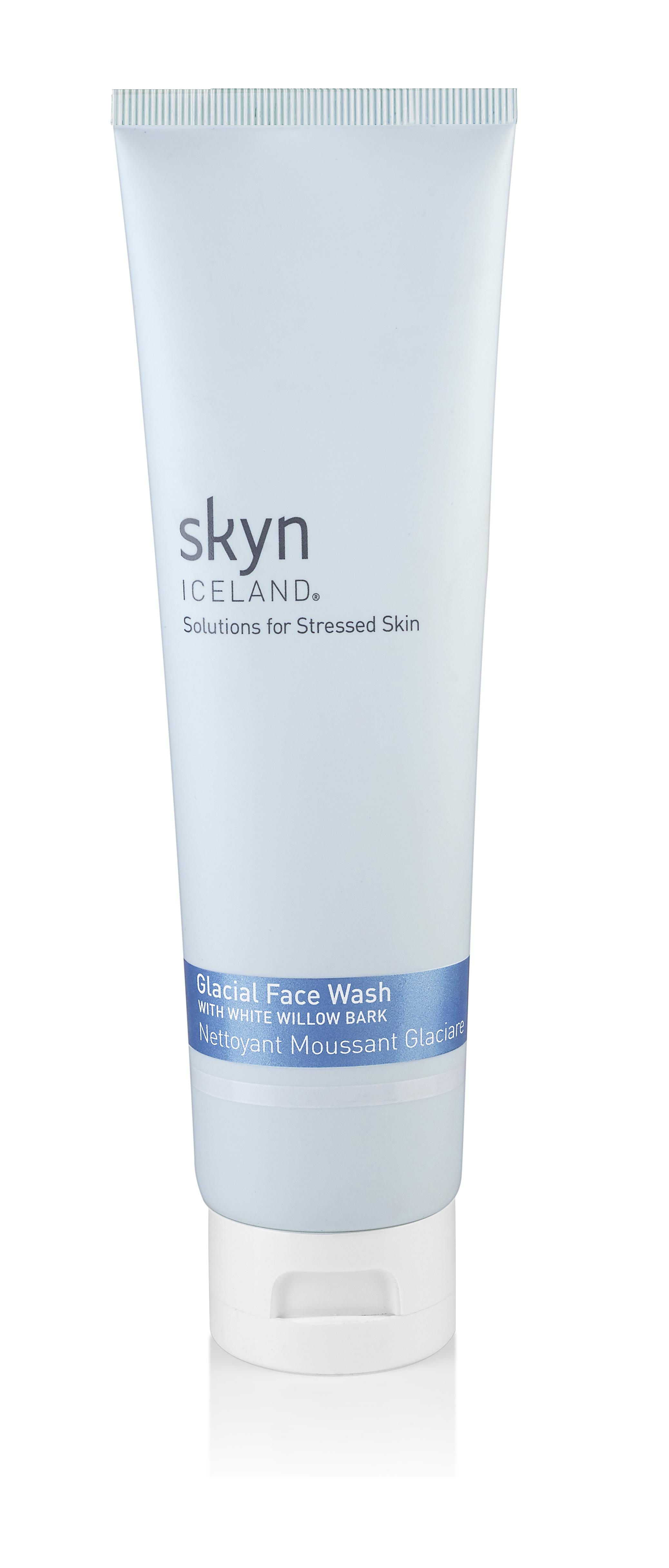 Skyn Iceland Glacial Face Wash