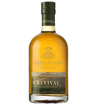 Glenglassaugh Scotch Single Malt Revival