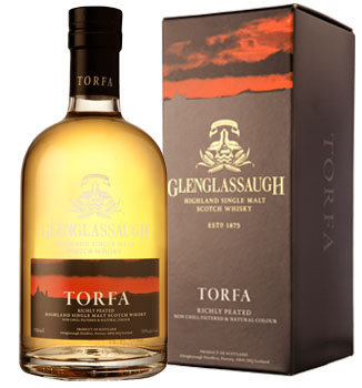 Glenglassaugh Scotch Single Malt Torfa