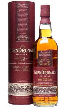 Glendronach Scotch Single Malt 12 Year Original