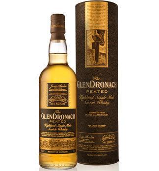 Glendronach Scotch Single Malt Peated