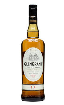 Glen Grant Scotch Single Malt 10 Year