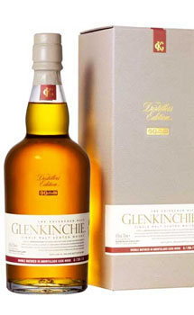 Glenkinchie Single Malt Scotch Distillers Edition