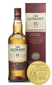 The Glenlivet 15 Year Old