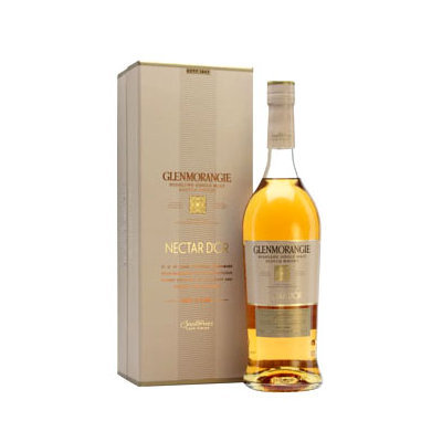Glenmorangie Nectar d'OR 12 Years Old Sauternes Cask Single Malt Scotch Whisky