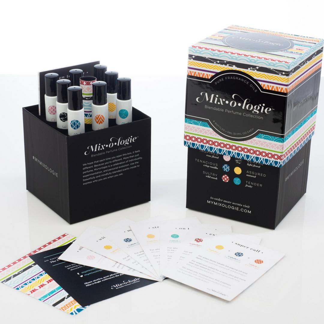 Mixologie, Llc Mixologie Blendable Perfume Collection