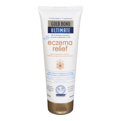 Gold Bond Ultimate Eczema Relief Skin Protectant Cream