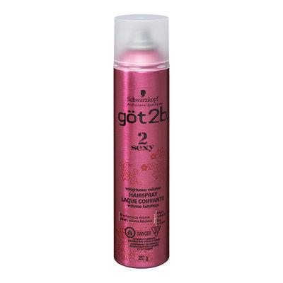 göt2b® Sexy Voluptuous Volume Hairspray
