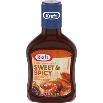 Kraft Sweet & Spicy Barbecue Sauce