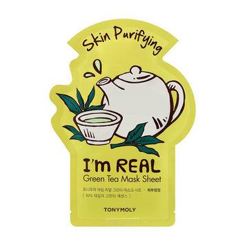 TONYMOLY I'm Real Sheet Mask - Green Tea