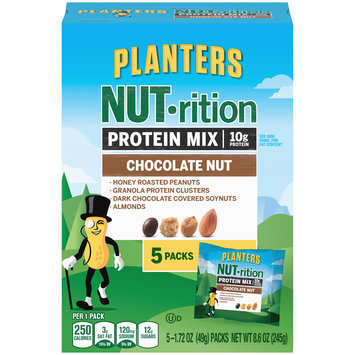 Planters NUT-rition Chocolate Nut Protein Mix