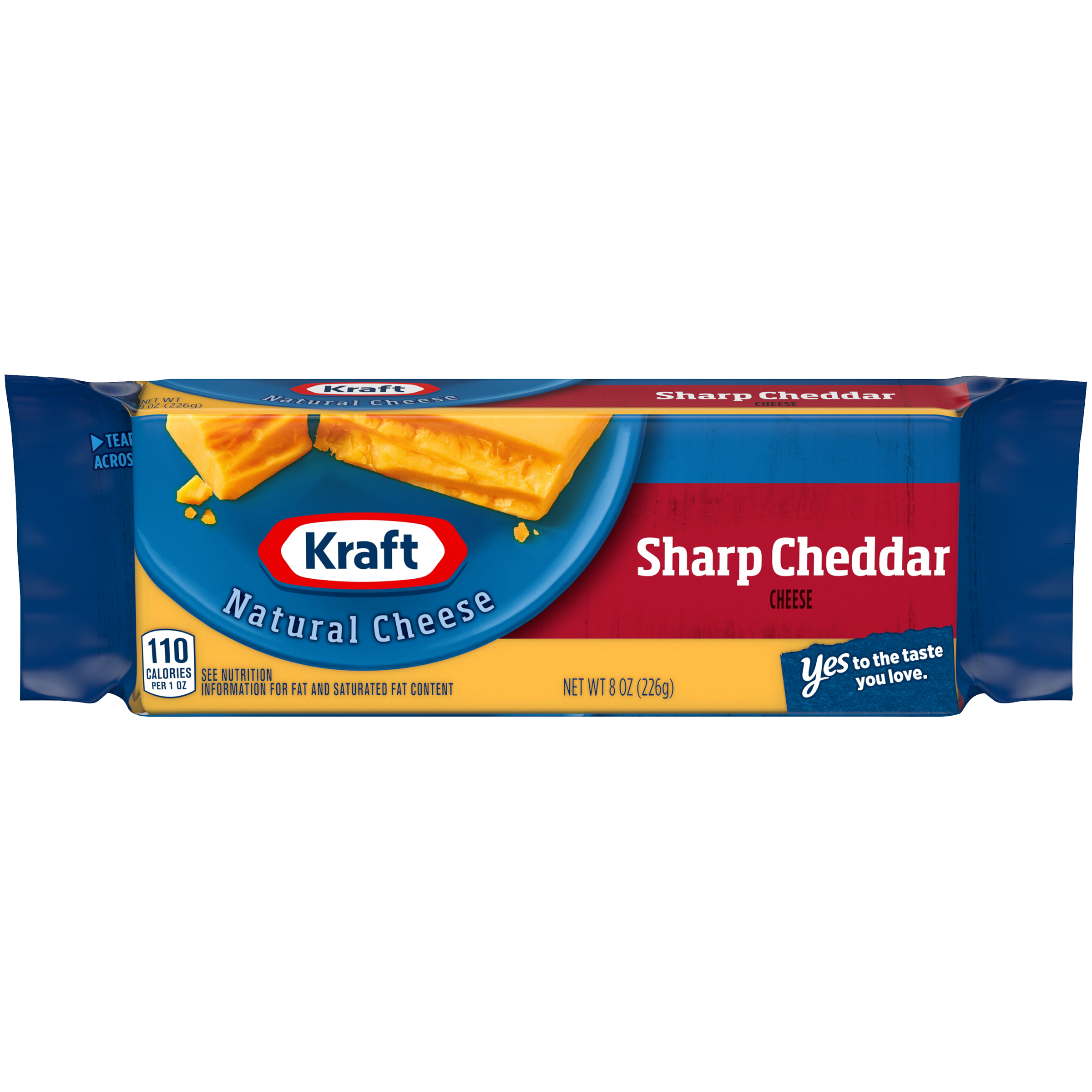 Kraft Sharp Cheddar Natural Cheese