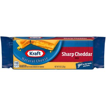 Kraft Sharp Cheddar Natural Cheese