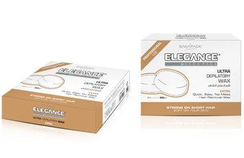 Elegance Depilatory Wax Rings