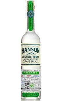 Hanson of Sonoma Vodka Organic Cucumber