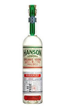 Hanson of Sonoma Vodka Organic Habanero