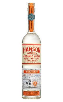Hanson of Sonoma Vodka Organic Mandarin