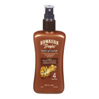 Hawaiian Tropic Touch of Colour Tinted Sunscreen Spray Lotion
