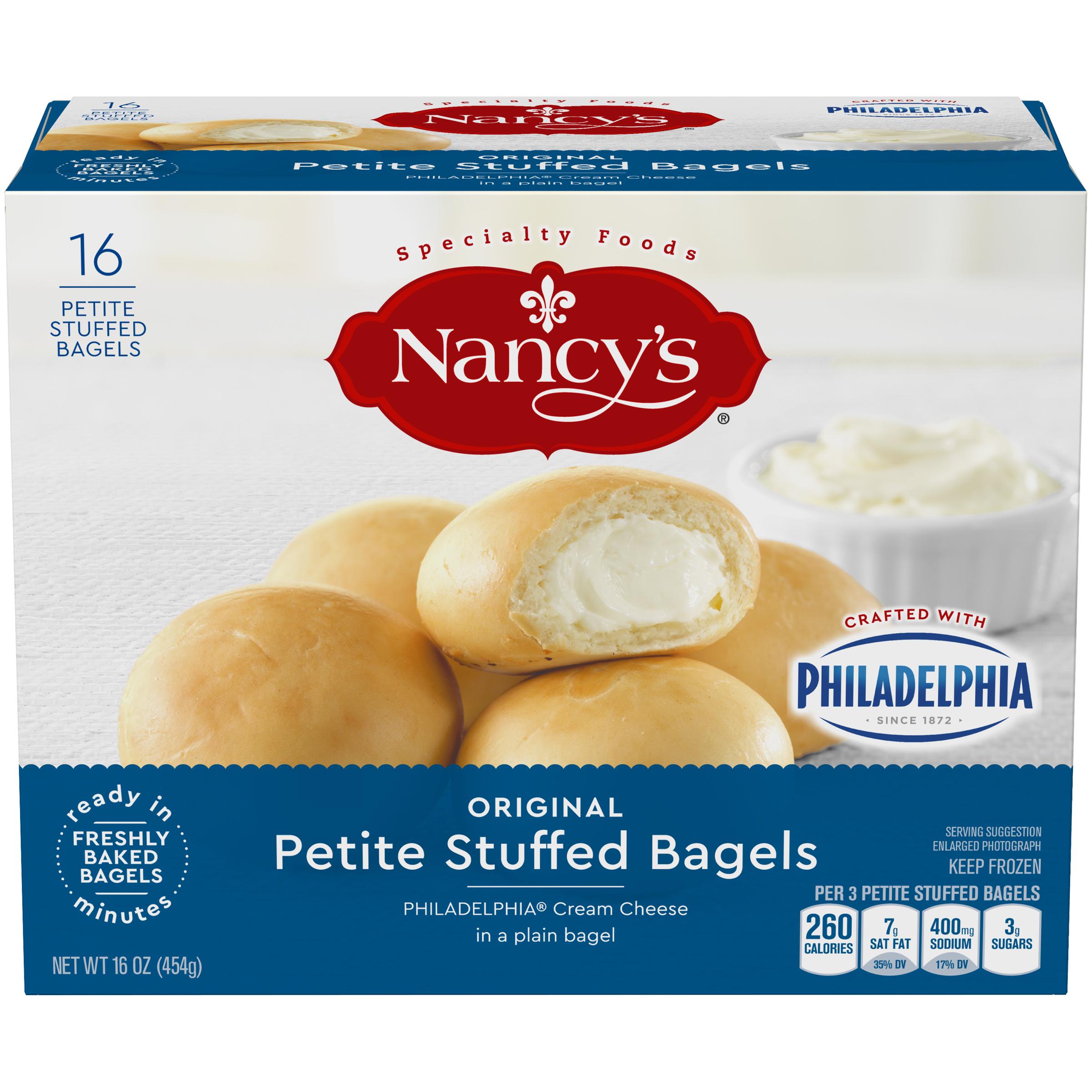 Nancy's Original Petite Stuffed Bagels