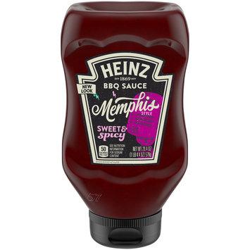 Heinz Memphis Style Sweet & Spicy BBQ Sauce