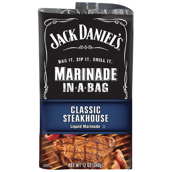Jack Daniel's Classic Steakhouse Marinade In-A-Bag