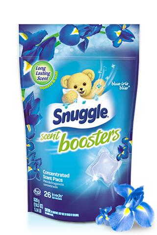 Snuggle® Exhilarations® Blue Iris Bliss® Pacs