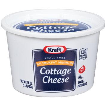 Kraft Small Curd 4% Milkfat Min. Cottage Cheese