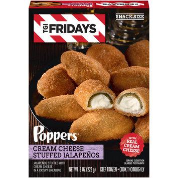 TGIF Cream Cheese Stuffed Jalapeno Poppers