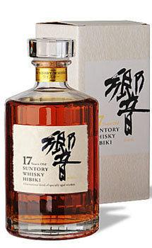 Hibiki Japanese Whisky 17 Year Old