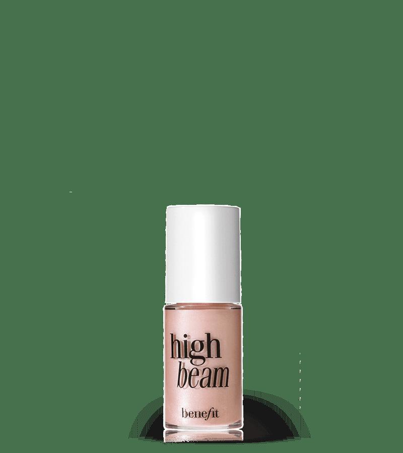 Benefit Cosmetics high beam liquid highlighter travel size mini