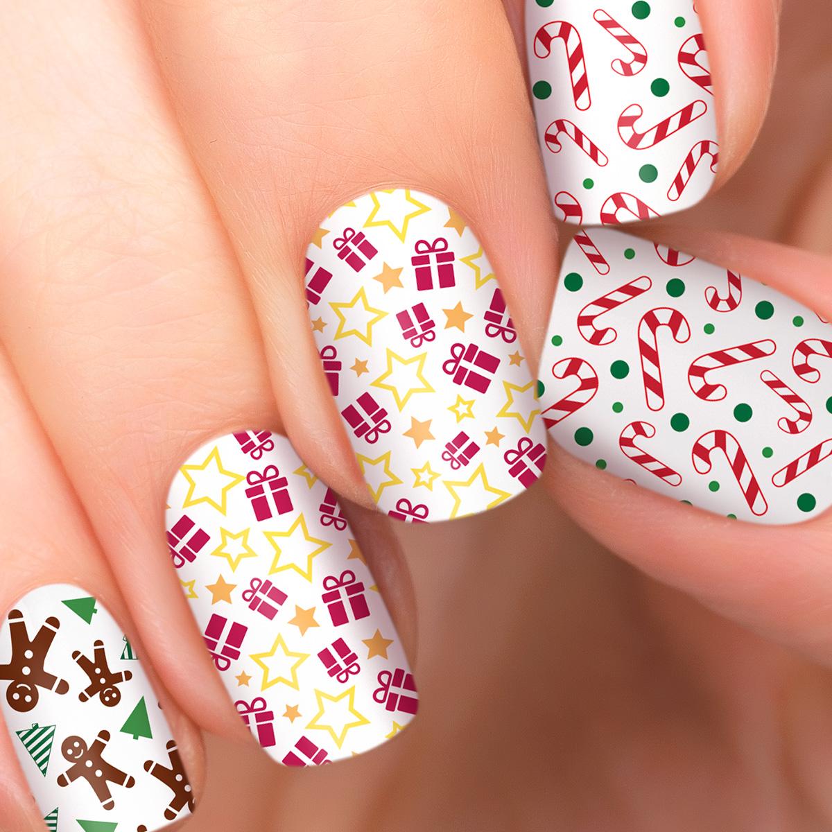 Incoco.com Incoco Nail Polish Strips, Holiday Treasures